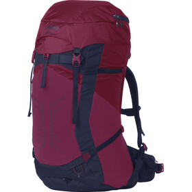 Bergans Vengetind 42 Backpack Women beet red/navy